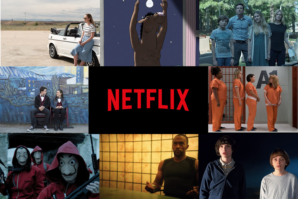 Top Five Netflix Series You Should Watch This Weekend!