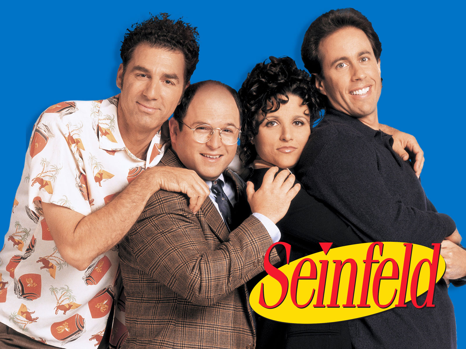 'Seinfeld' Live On Netflix, But Some Jokes Have Been Cropped Out Of View